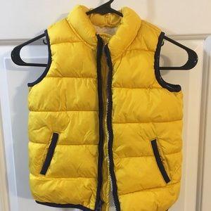 Boy's Old Navy vest
